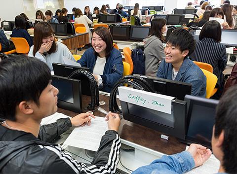PCとネットを使った英語教育