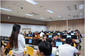 留学生との交流授業